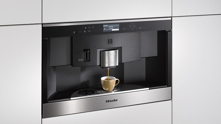 Miele Guide To Coffee Machines Miele
