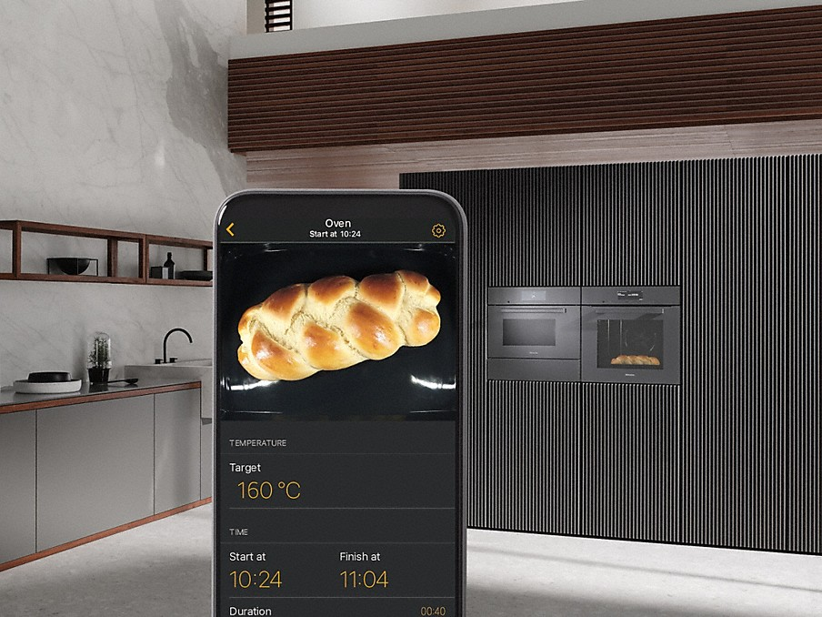 Miele guide to baking and steam cooking | Miele