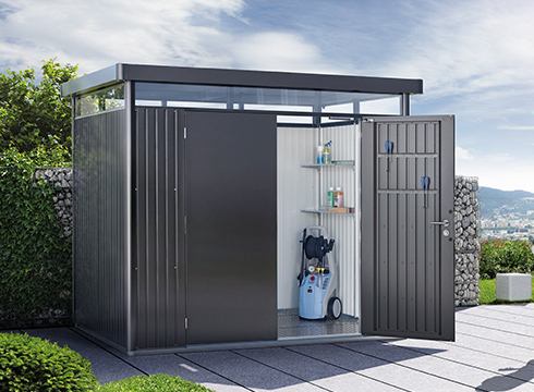 Casetta Per Giardino Plastica.Qui Trovi I Mobili Portaoggetti Adatti Al Tuo Giardino Che Tipo Di Mobili
